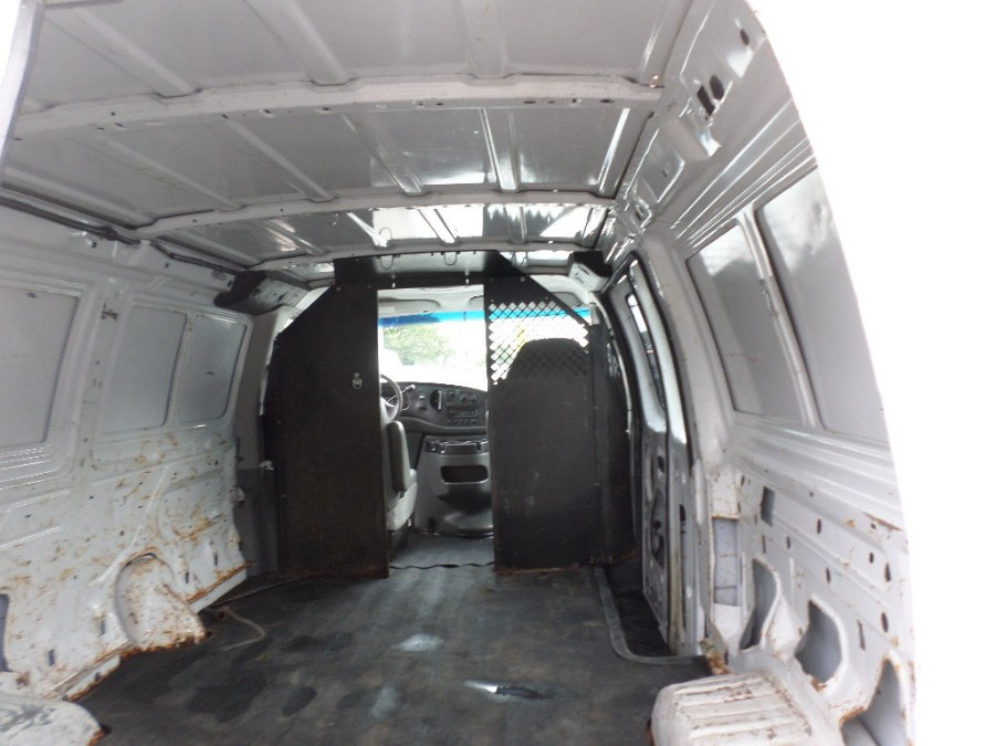 2008 Ford Econoline Cargo Van E-150 Commercial, available for sale in Patchogue, New York   Romaxx Truxx. Patchogue, New York