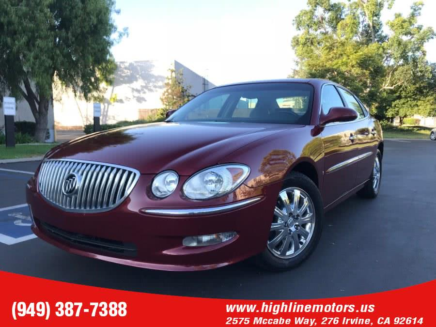 Used 2008 Buick LaCrosse in Irvine, California | High Line Motors LLC. Irvine, California