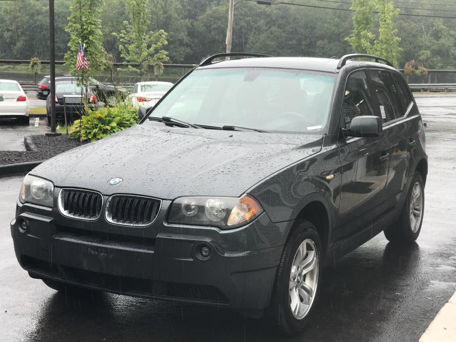 Used 2005 BMW X3 in Canton, Connecticut | Lava Motors. Canton, Connecticut