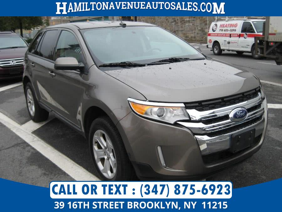 2013 Ford Edge 4dr SEL AWD, available for sale in Brooklyn, New York | Hamilton Avenue Auto Sales DBA Nyautoauction.com. Brooklyn, New York