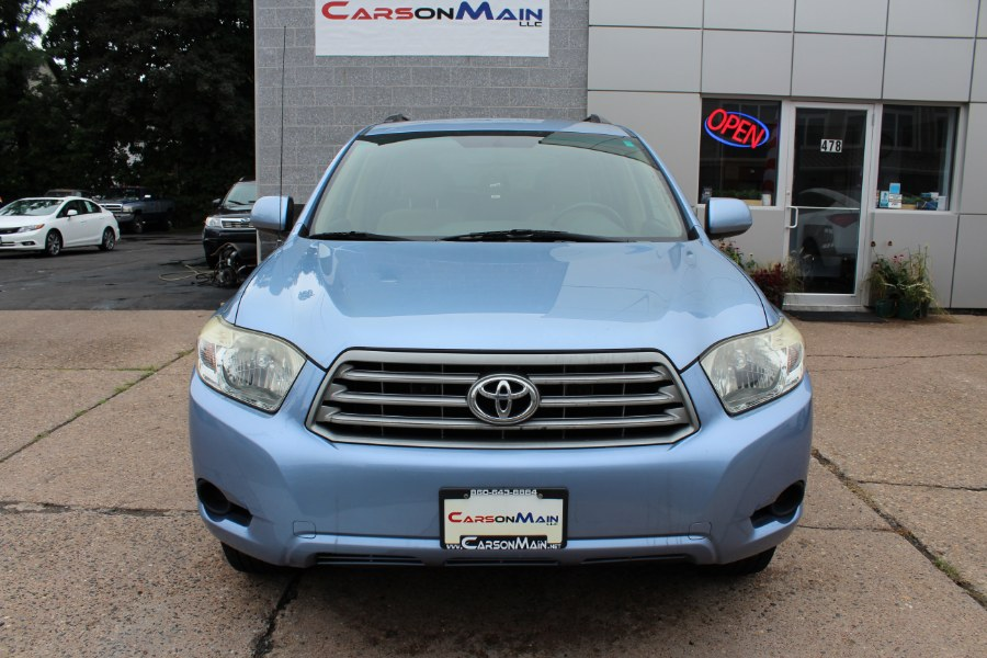 2008 Toyota Highlander 4WD 4dr Base, available for sale in Manchester, Connecticut | Carsonmain LLC. Manchester, Connecticut