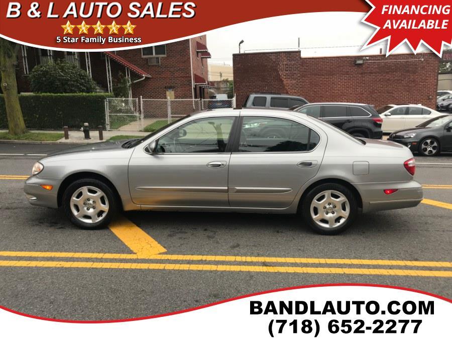 Used Infiniti I30 4dr Sdn Luxury 2001 | B & L Auto Sales LLC. Bronx, New York