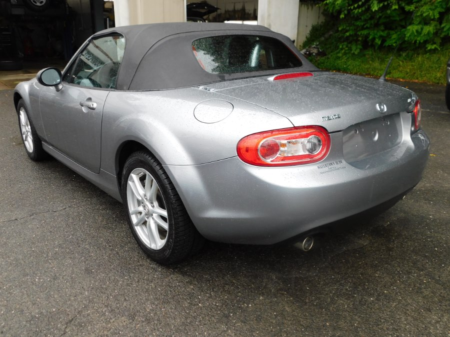 2012 Mazda MX-5 Miata 2dr Conv LS Manual, available for sale in Watertown, Connecticut   Watertown Auto Sales. Watertown, Connecticut