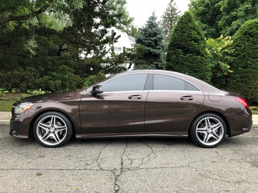 2015 Mercedes-Benz CLA-Class 4dr Sdn CLA250 FWD, available for sale in Franklin Square, New York | Luxury Motor Club. Franklin Square, New York