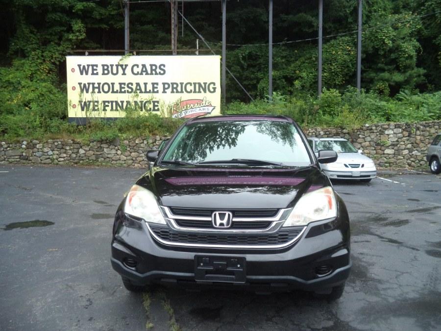 2010 Honda CR-V 4WD 5dr EX, available for sale in Naugatuck, Connecticut | Riverside Motorcars, LLC. Naugatuck, Connecticut