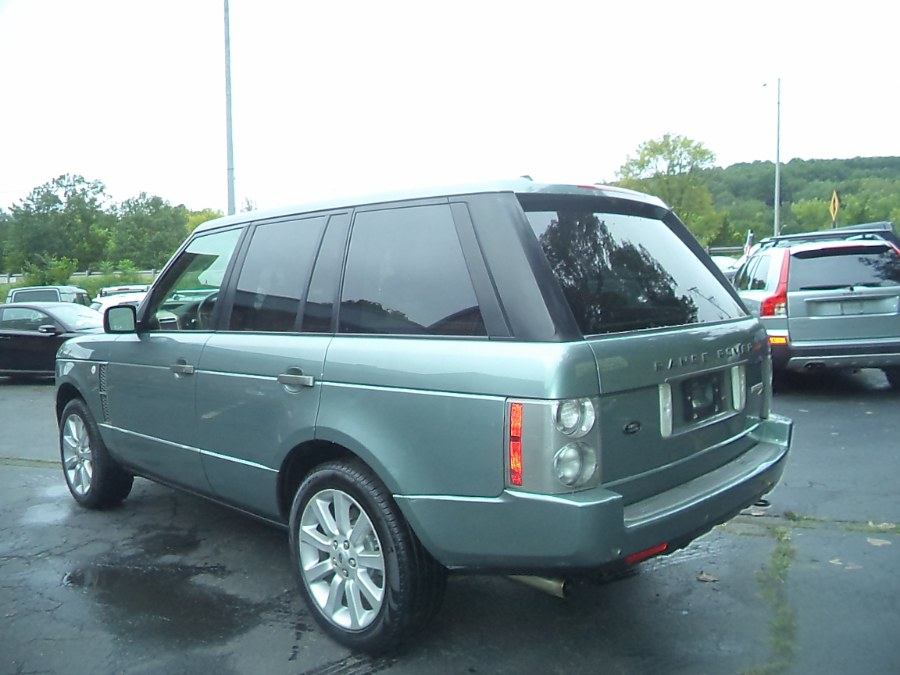2007 Land Rover Range Rover 4WD 4dr SC, available for sale in Naugatuck, Connecticut | Riverside Motorcars, LLC. Naugatuck, Connecticut