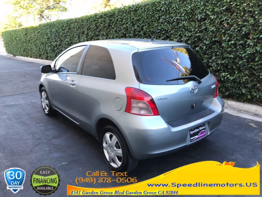 2008 Toyota Yaris 3dr HB Auto S, available for sale in Garden Grove, California | Speedline Motors. Garden Grove, California