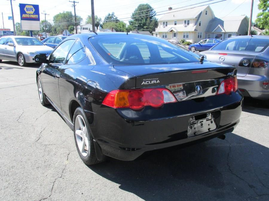 2004 Acura RSX 3dr Sport Cpe Auto w/Leather, available for sale in Vernon , Connecticut | Auto Care Motors. Vernon , Connecticut