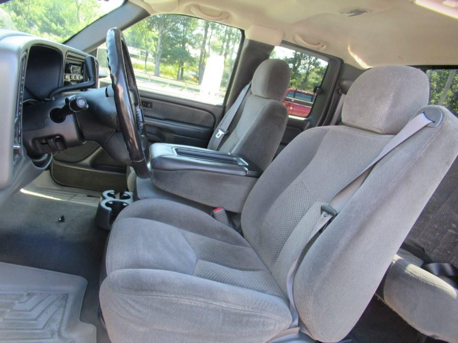 2005 Chevrolet Silverado 2500HD Ext Cab 143.5