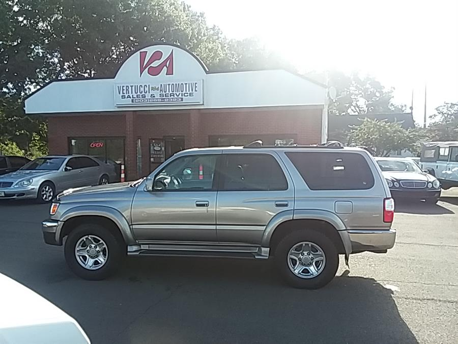 Used Toyota 4Runner 4dr SR5 3.4L Auto 4WD 2002 | Vertucci Automotive Inc. Wallingford, Connecticut