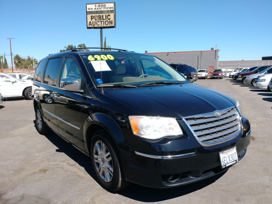 Used 2008 Chrysler Town & Country in Garden Grove, California | U Save Auto Auction. Garden Grove, California
