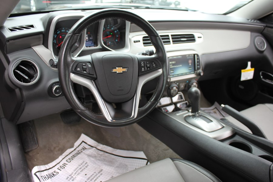 2015 Chevrolet Camaro 2dr Cpe LT w/2LT, available for sale in Bronx, New York | 26 Motors Corp. Bronx, New York