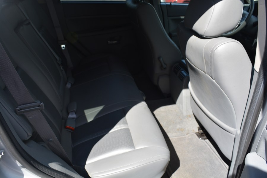 2007 Jeep Grand Cherokee 4WD 4dr Limited, available for sale in ENFIELD, Connecticut | Longmeadow Motor Cars. ENFIELD, Connecticut