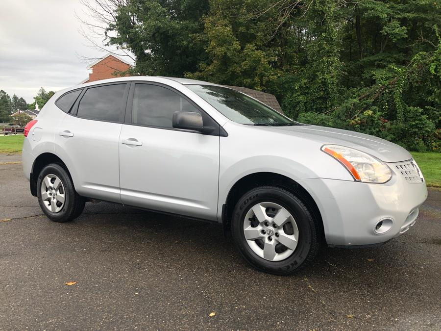 2009 Nissan Rogue AWD 4dr SL, available for sale in Prospect, Connecticut   Rt 69 Auto Sales & Service. Prospect, Connecticut