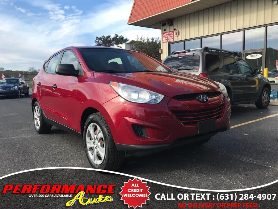 Used 2011 Hyundai Tucson in Bohemia, New York | Performance Auto Inc. Bohemia, New York