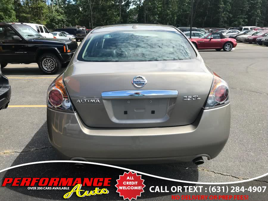 2008 Nissan Altima 4dr Sdn I4 CVT 2.5 SL, available for sale in Bohemia, New York | Performance Auto Inc. Bohemia, New York