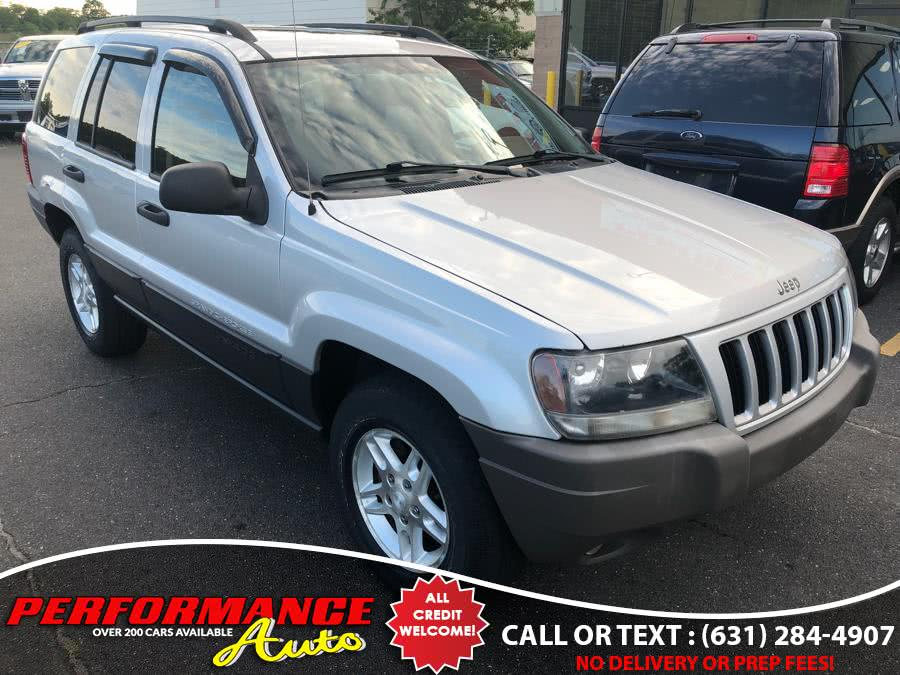 Used 2004 Jeep Grand Cherokee in Bohemia, New York | Performance Auto Inc. Bohemia, New York