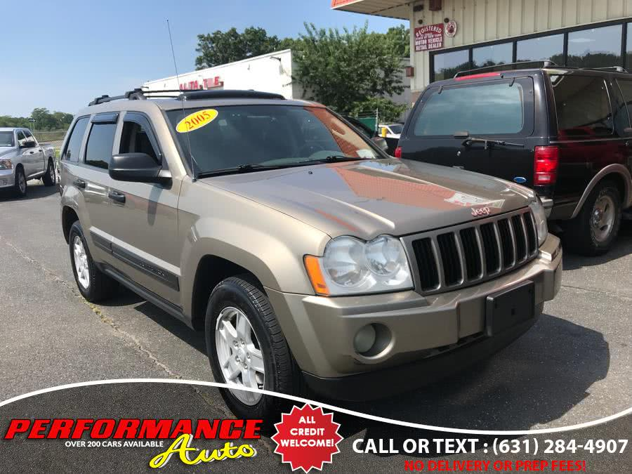 Used 2005 Jeep Grand Cherokee in Bohemia, New York | Performance Auto Inc. Bohemia, New York