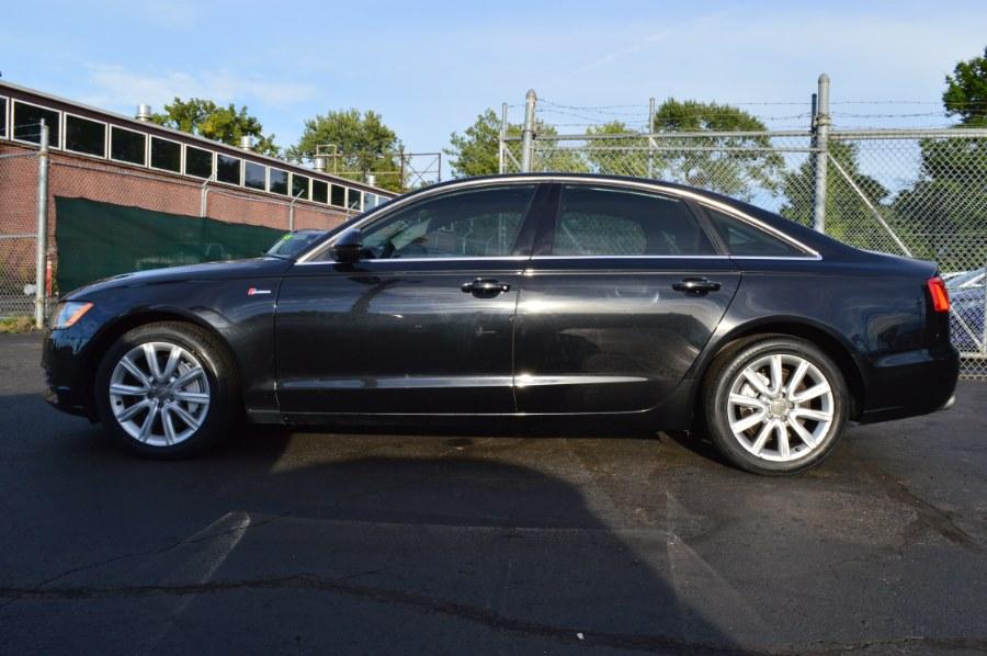 2013 Audi A6 4dr Sdn quattro 3.0T Premium Plus, available for sale in Hartford, Connecticut   Locust Motors LLC. Hartford, Connecticut
