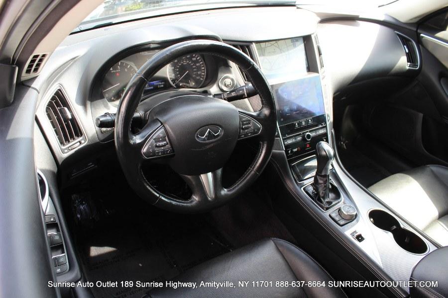 2014 Infiniti Q50 4dr Sdn AWD Sport, available for sale in Jamaica, New York | Hillside Auto Mall Inc.. Jamaica, New York