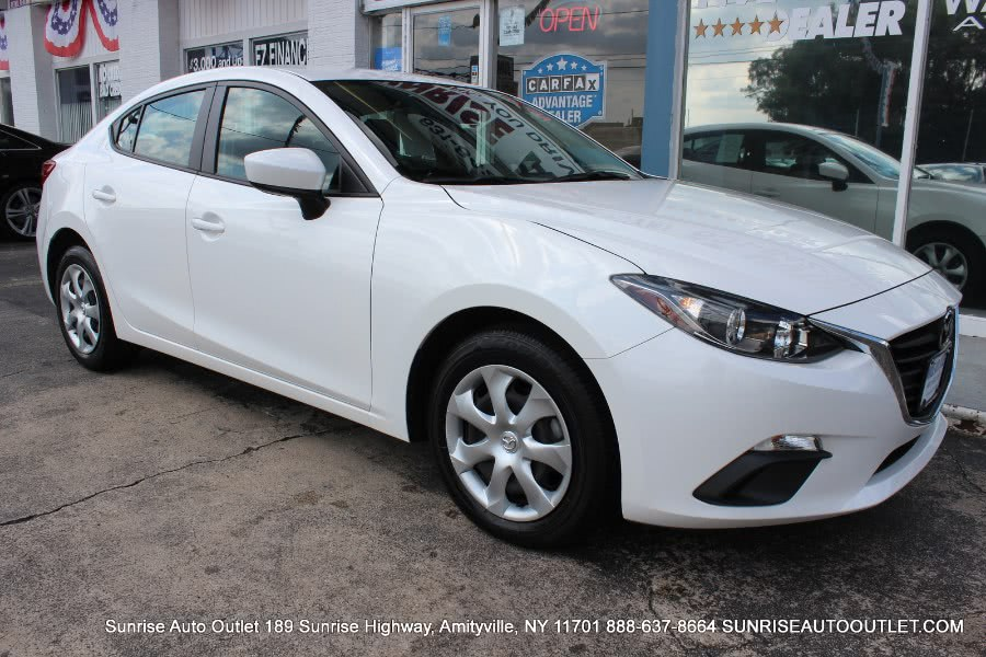 Used 2016 Mazda Mazda3 in Jamaica, New York | Hillside Auto Mall Inc.. Jamaica, New York