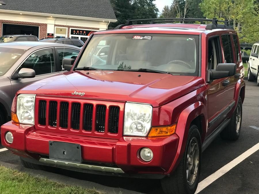 Used 2006 Jeep Commander in Canton, Connecticut | Lava Motors. Canton, Connecticut
