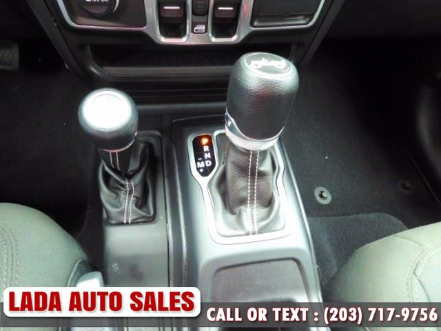 2018 Jeep Wrangler Unlimited Sahara 4x4, available for sale in Bridgeport, Connecticut | Lada Auto Sales. Bridgeport, Connecticut