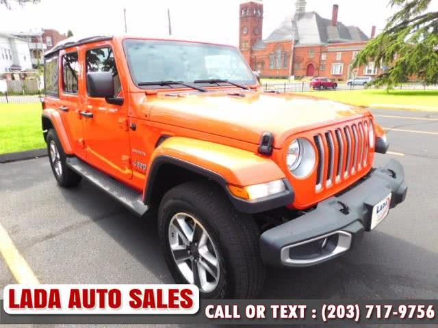 Used Jeep Wrangler Unlimited Sahara 4x4 2018 | Lada Auto Sales. Bridgeport, Connecticut