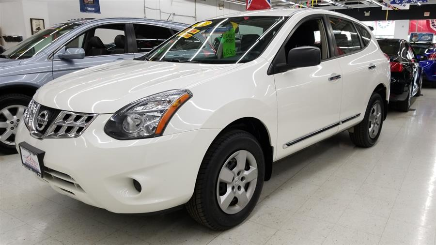 2015 Nissan Rogue Select AWD 4dr S, available for sale in West Haven, CT