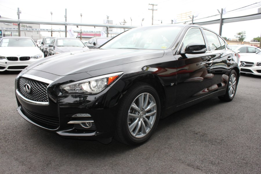 2015 INFINITI Q50 4dr Sdn Premium AWD, available for sale in Bronx, New York | 26 Motors Corp. Bronx, New York