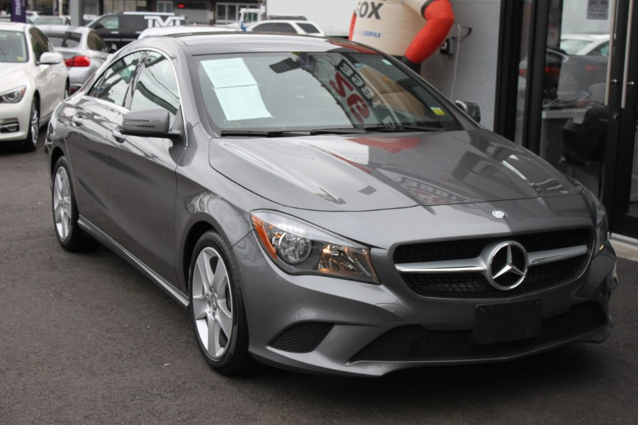 2015 Mercedes-Benz CLA-Class 4dr Sdn CLA250 4MATIC, available for sale in Bronx, New York | 26 Motors Corp. Bronx, New York