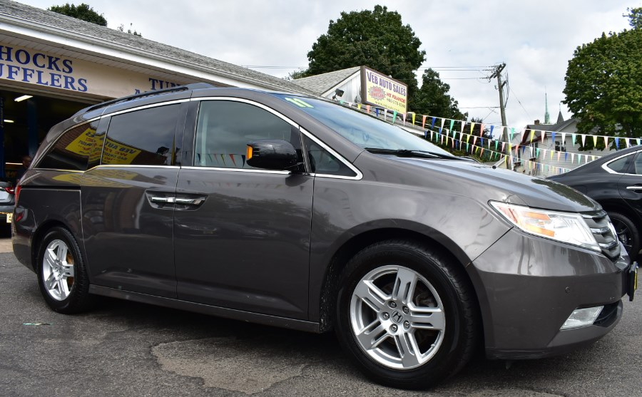 2011 Honda Odyssey 5dr Touring Elite, available for sale in Hartford, Connecticut   VEB Auto Sales. Hartford, Connecticut