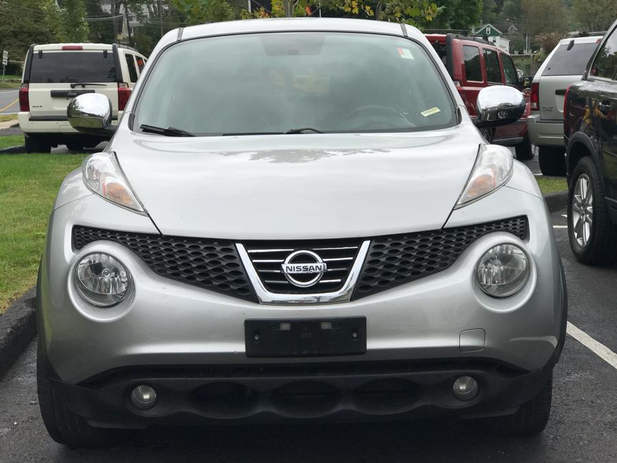 Used 2012 Nissan JUKE in Canton, Connecticut | Lava Motors. Canton, Connecticut