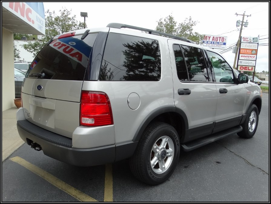 "Used Ford Explorer 4dr 114"" WB 4.0L XLT 4WD 2003 