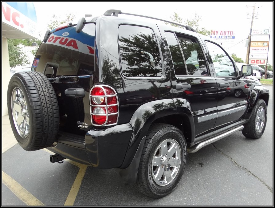 2005 Jeep Liberty 4dr Limited 4WD, available for sale in Huntington Station, New York | My Auto Inc.. Huntington Station, New York