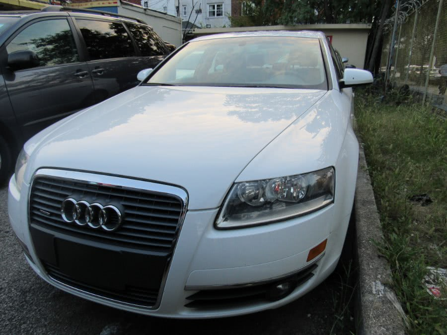 Used 2007 Audi A6 in Levittown, Pennsylvania | Deals on Wheels International Auto. Levittown, Pennsylvania
