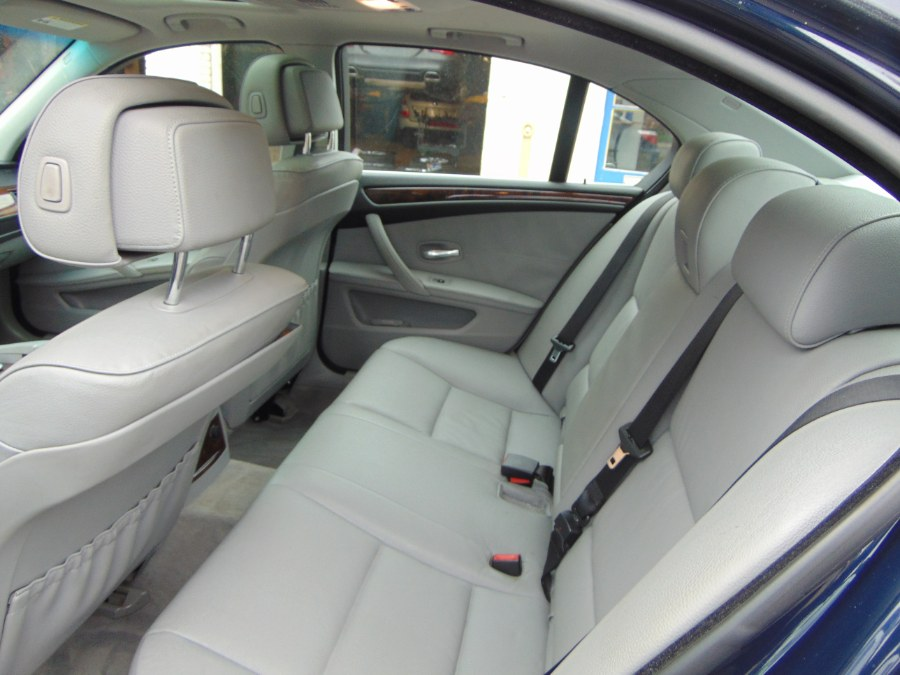 2008 BMW 5 Series 4dr Sdn 535xi AWD, available for sale in Danbury, Connecticut | Car City of Danbury, LLC. Danbury, Connecticut