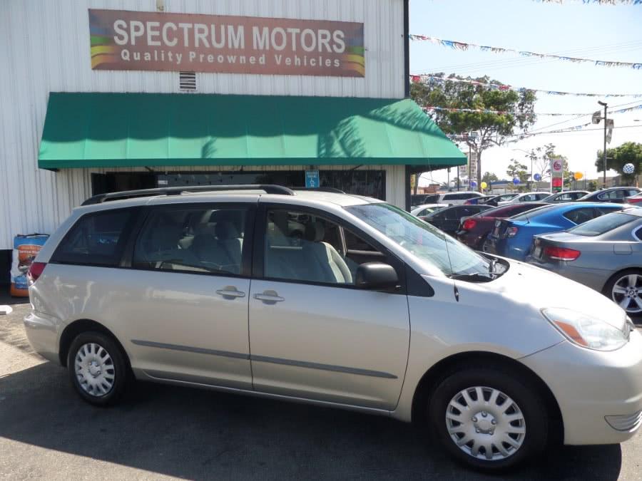 Used 2004 Toyota Sienna in Corona, California | Spectrum Motors. Corona, California