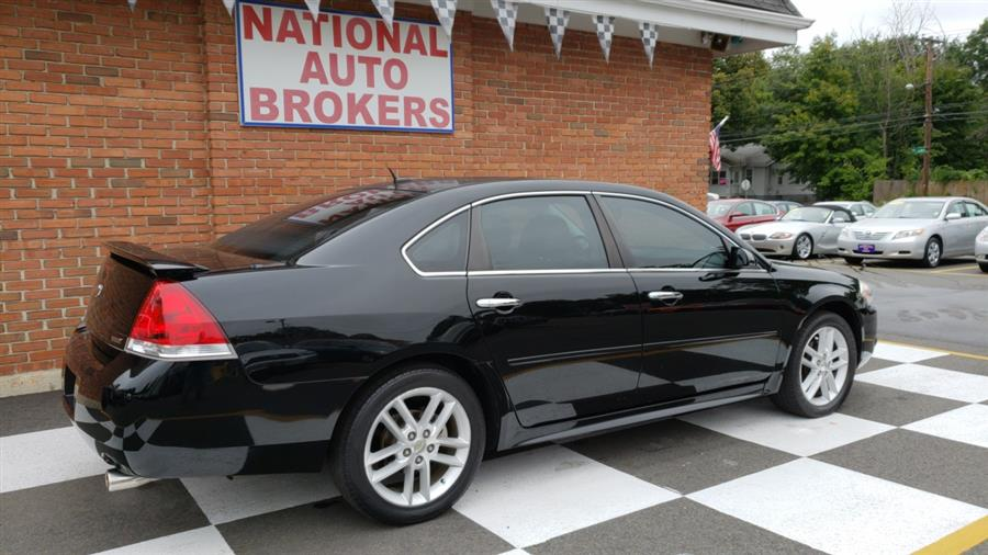 Used Chevrolet Impala Limited 4dr Sdn LTZ 2014 | National Auto Brokers, Inc.. Waterbury, Connecticut