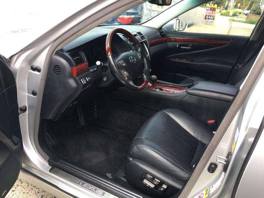 2008 Lexus LS 460 4dr Sdn, available for sale in Baldwin, New York | Carmoney Auto Sales. Baldwin, New York