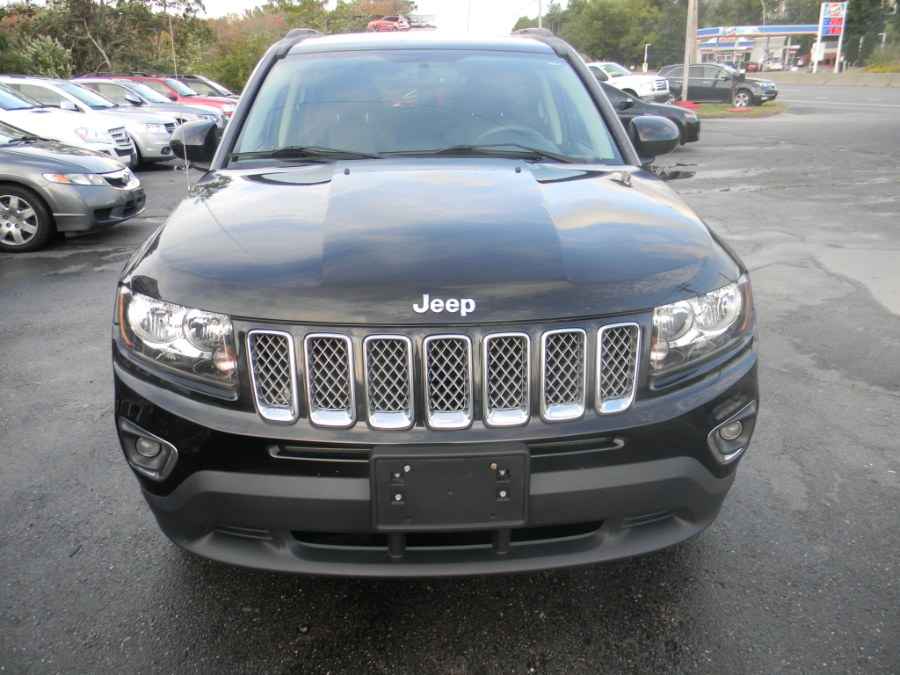 2015 Jeep Compass 4WD 4dr Latitude, available for sale in Southborough, Massachusetts | M&M Vehicles Inc dba Central Motors. Southborough, Massachusetts