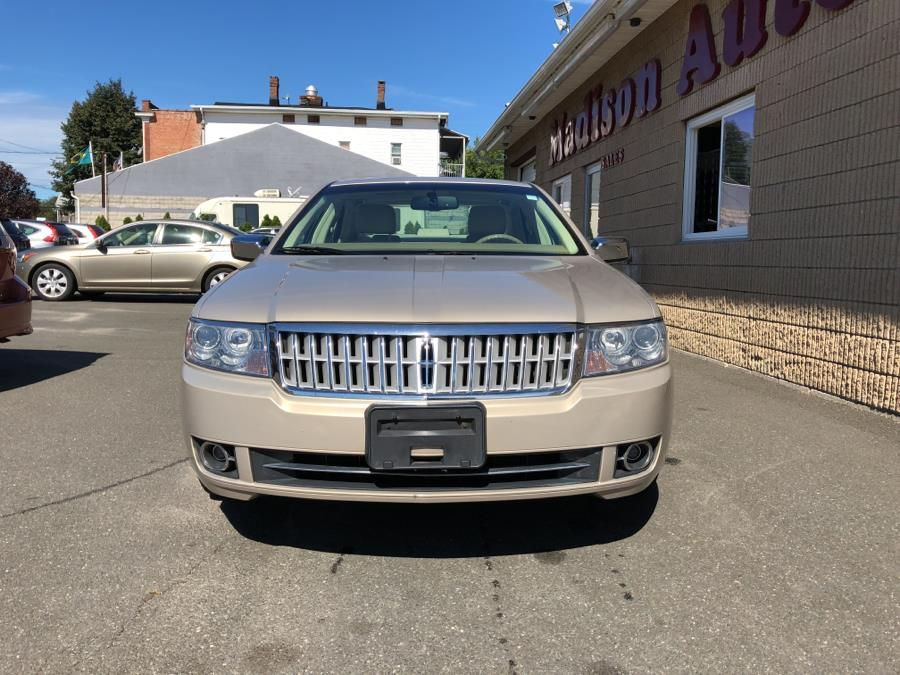 Used Lincoln MKZ 4dr Sdn AWD 2008 | Madison Auto II. Bridgeport, Connecticut