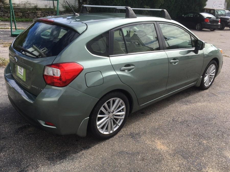 2014 Subaru Impreza Wagon 5dr Auto 2.0i Premium, available for sale in Norwich, Connecticut | MACARA Vehicle Services, Inc. Norwich, Connecticut