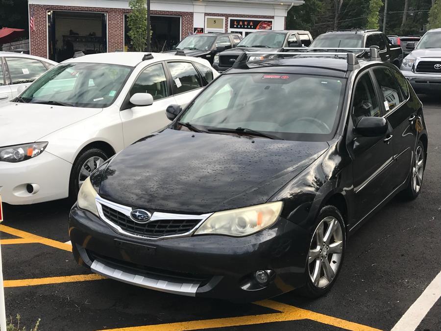Used 2008 Subaru Impreza Wagon (Natl) in Canton, Connecticut   Lava Motors. Canton, Connecticut