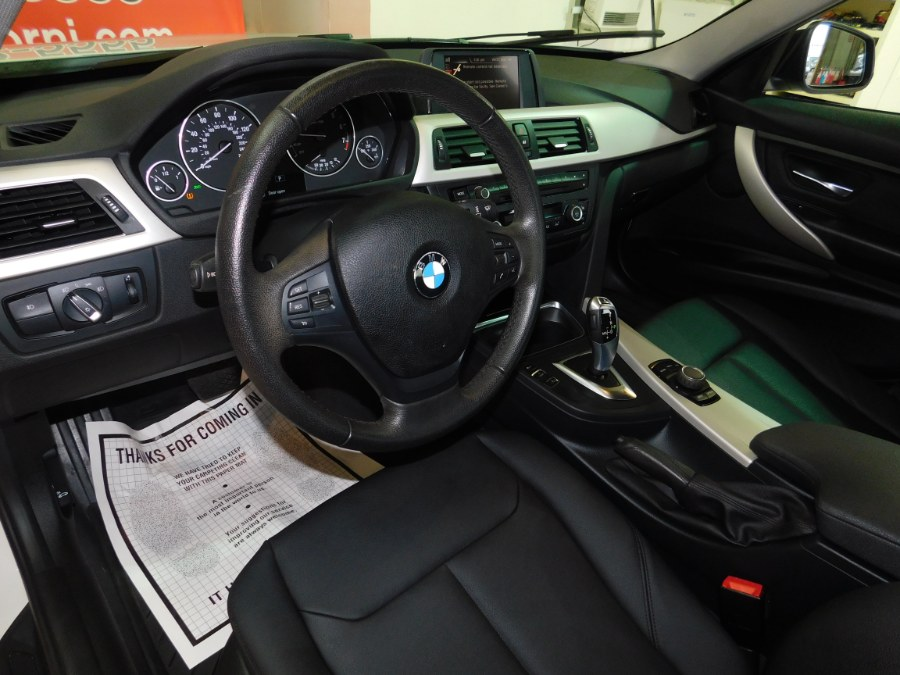 2015 BMW 3 Series 4dr Sdn 320i xDrive AWD South Africa, available for sale in Elizabeth, New Jersey | Supreme Motor Sport. Elizabeth, New Jersey