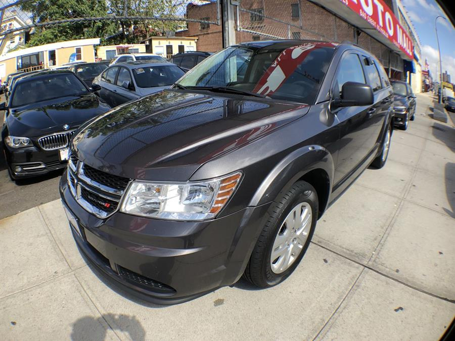 2016 Dodge Journey FWD 4dr SE, available for sale in Jamaica, New York | Hillside Auto Mall Inc.. Jamaica, New York