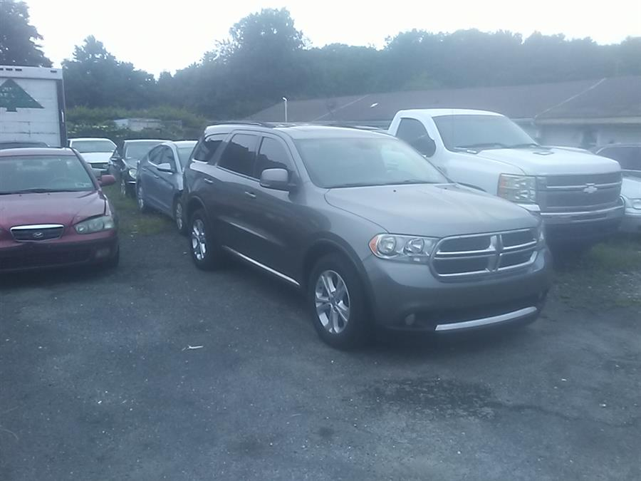 2011 Dodge Durango AWD 4dr Crew, available for sale in Shirley, New York | Roe Motors Ltd. Shirley, New York