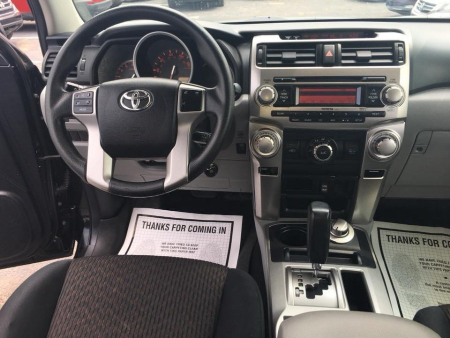 2013 Toyota 4Runner 4WD 4dr V6 SR5 (Natl), available for sale in Brockton, Massachusetts   Capital Lease and Finance. Brockton, Massachusetts
