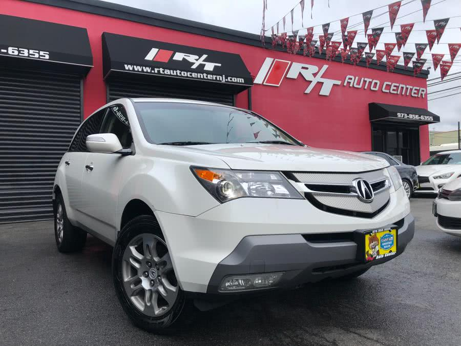 Used 2009 Acura MDX in Newark, New Jersey | RT Auto Center LLC. Newark, New Jersey