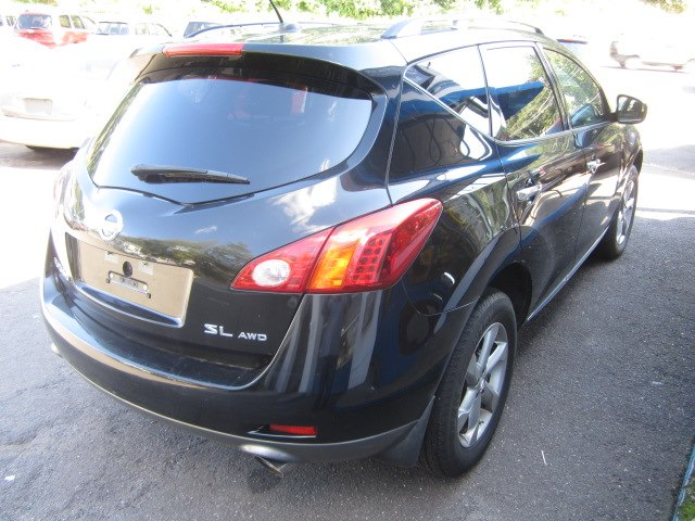 2009 Nissan Murano AWD 4dr SL, available for sale in Meriden, Connecticut | Cos Central Auto. Meriden, Connecticut